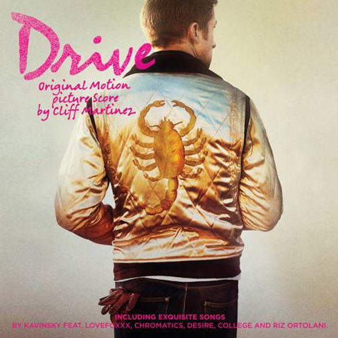 "OST ""Drive""(Vinyl Rose) 2LP"