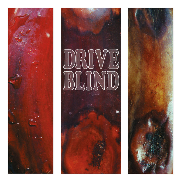 "DRIVE BLIND ""Be a vegetable"" DOUBLE VINYL"