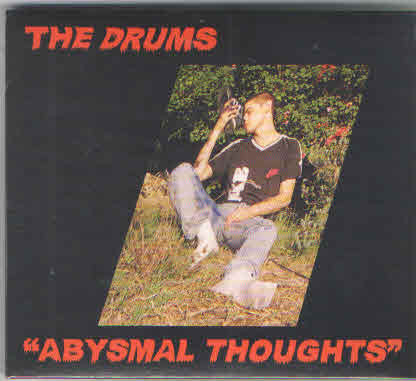 "THE DRUMS ""Abysmal thoughts"" 2LP"