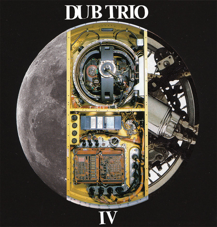 "DUB TRIO ""IV"" CD"
