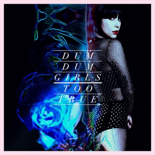 "DUM DUM GIRLS ""Too true"" CD"