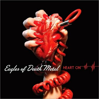 "EAGLES OF DEATH METAL ""Heart On""  LP"