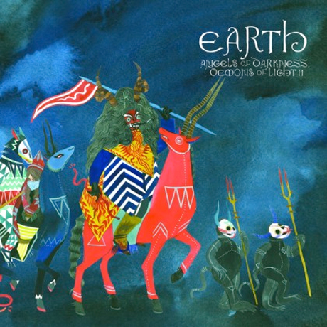 "EARTH ""Angels of darkness Demons of light II"" CD"