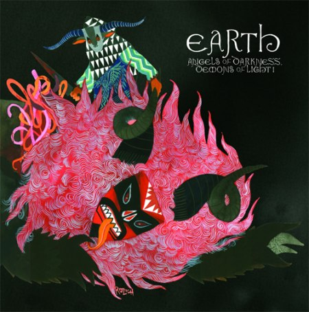 "EARTH ""Angels of darkness, Demons of light I"" CD"