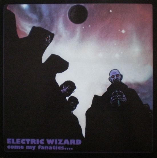 "ELECTRIC WIZARD ""Come my fanatics"" CD"