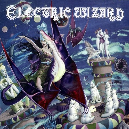 "ELECTRIC WIZARD ""S/t"" CD"