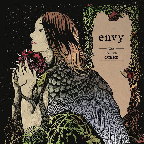 "ENVY ""The fallen crimson"" CD"