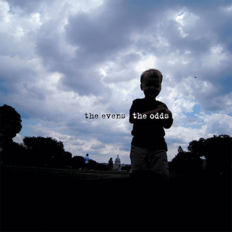 "THE EVENS ""Odds"" CD"