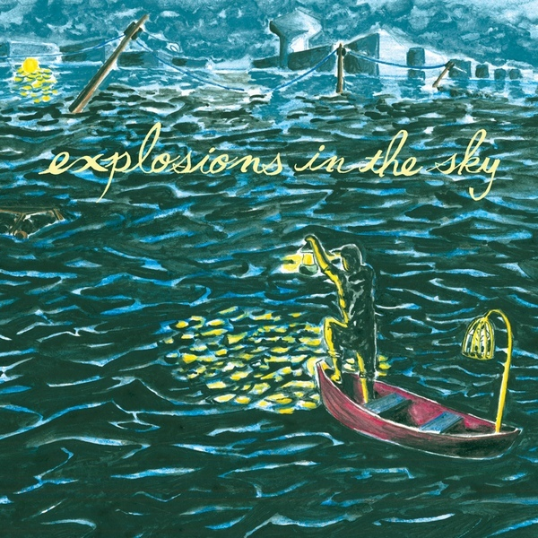"EXPLOSIONS IN THE SKY ""All of a sudden I miss everyone"" CD"