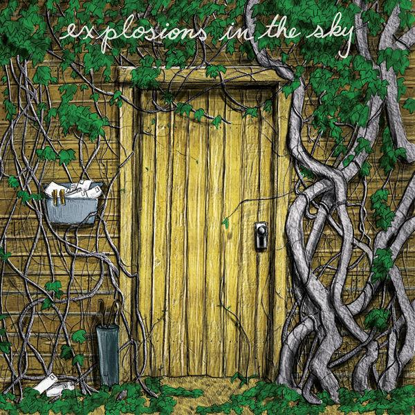 "EXPLOSIONS IN THE SKY ""Take care, take care, take care"" LP"