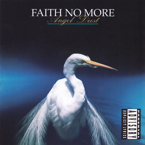 "FAITH NO MORE ""Angel dust"" DOUBLE VINYL"
