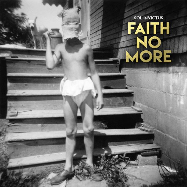 "FAITH NO MORE ""Sol Invictus"" VINYL"