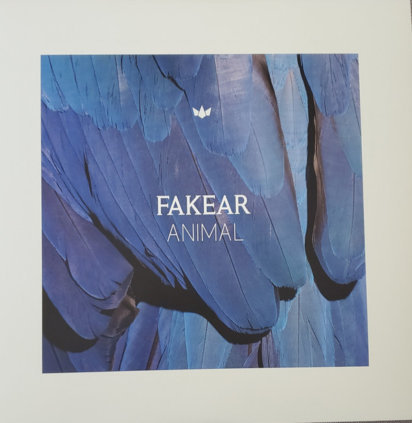 "FAKEAR ""Animal"" DOUBLE VINYL"