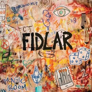 "FIDLAR ""Too"" CD"
