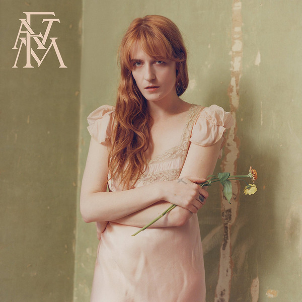 "FLORENCE + THE MACHINE ""High as hope"" CD"