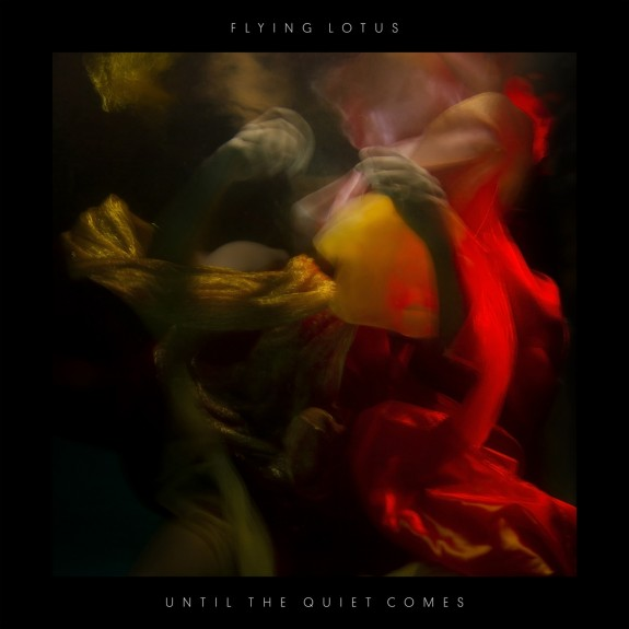 "FLYING LOTUS ""Until the quiet comes"" DOUBLE VINYL"