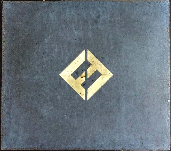 "FOO FIGHTERS ""Concrete and gold"" CD"