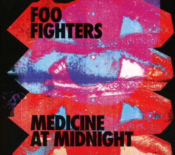 "FOO FIGHTERS ""Medicine at midnight"" CD"