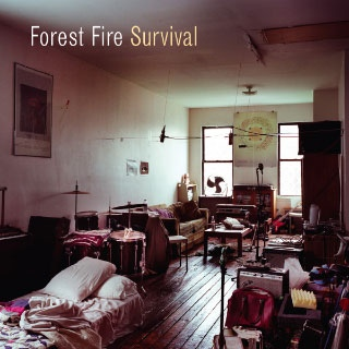 "FOREST FIRE ""Survival"" CD"