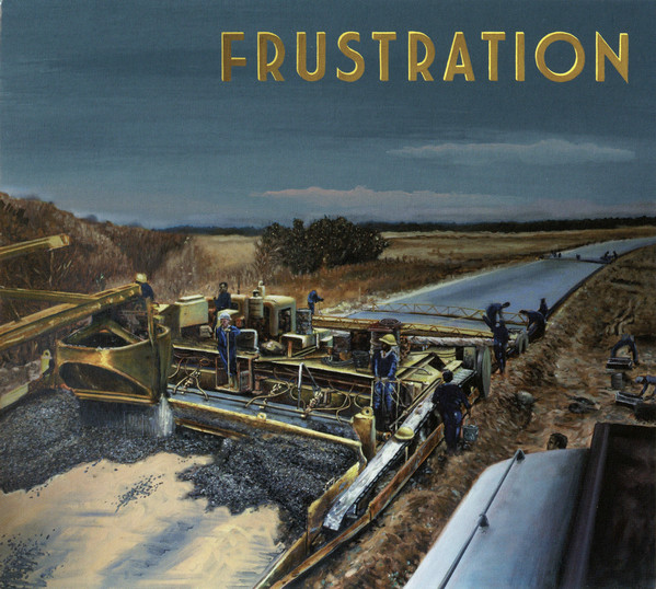 "FRUSTRATION ""So cold streams"" VINYL"