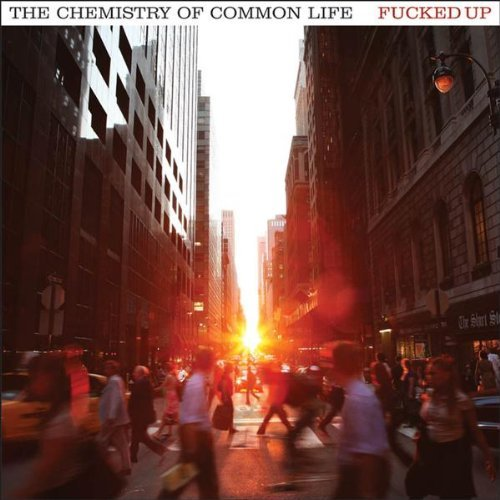 "FUCKED UP ""The chemistry of common life"" CD"