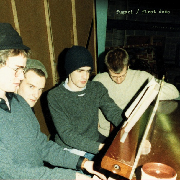 "FUGAZI ""First demo"" VINYL"