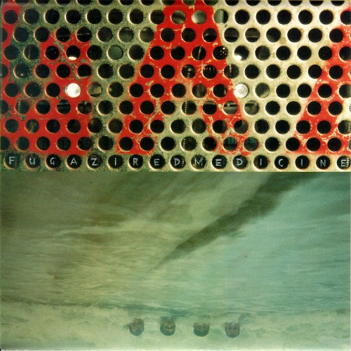 "FUGAZI ""Red Medicine"" LP"