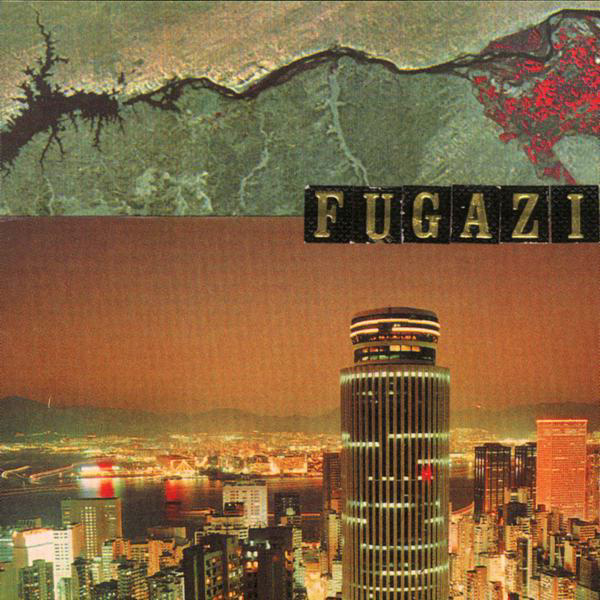 "FUGAZI ""End Hits"" VINYL"