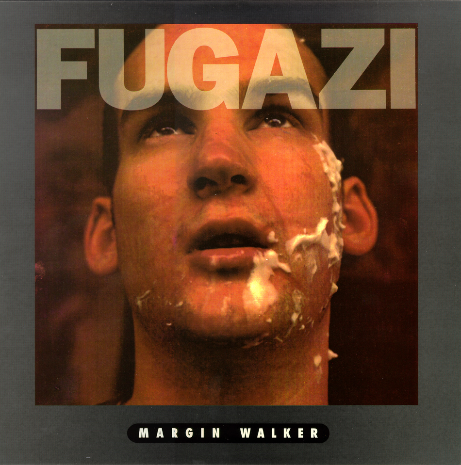 "FUGAZI ""Margin walker"" VINYL"