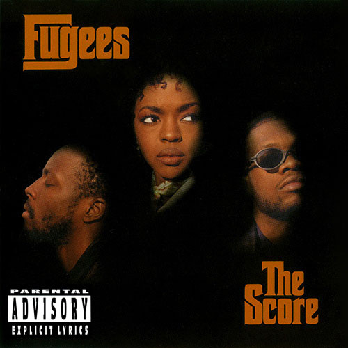 "FUGEES ""The score"" DOUBLE VINYL"