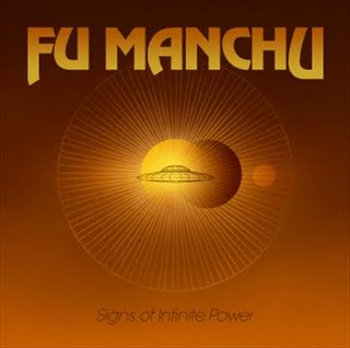 "FU MANCHU ""Signs of infinite power"" CD"