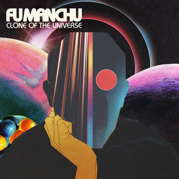 "FU MANCHU ""Clone of the universe"" CD"