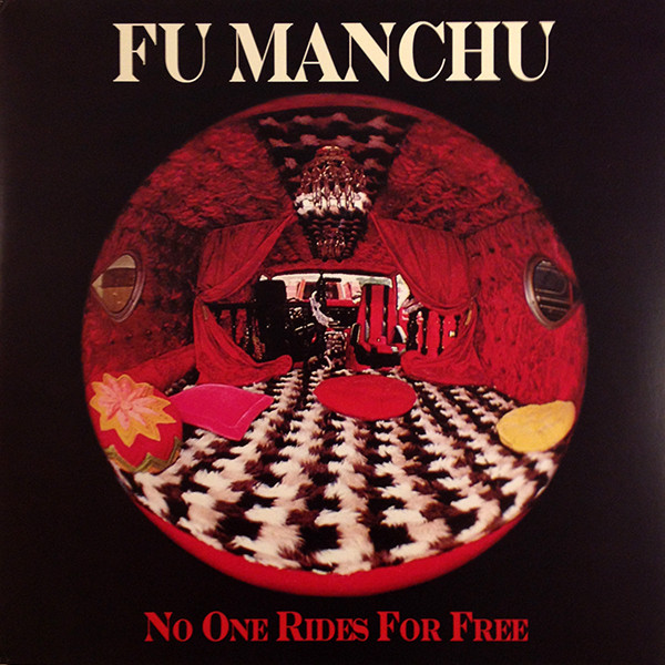 "FU MANCH ""No one rides for free"" LP"