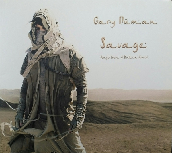 "GARY NUMAN ""Savage : songs from a broken world"" DOUBLE VINYL"