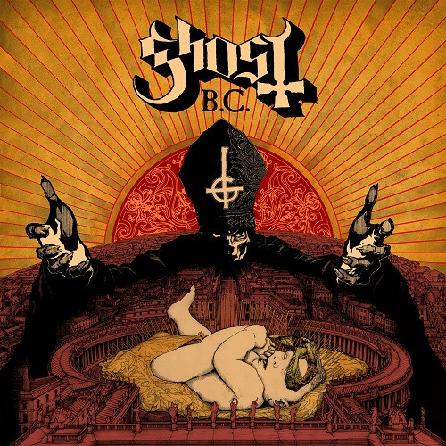 "GHOST ""Infestissumam"" LP"