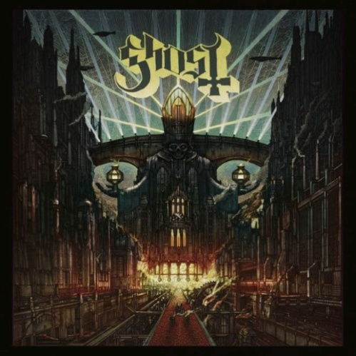 "GHOST ""Meliora"" CD"