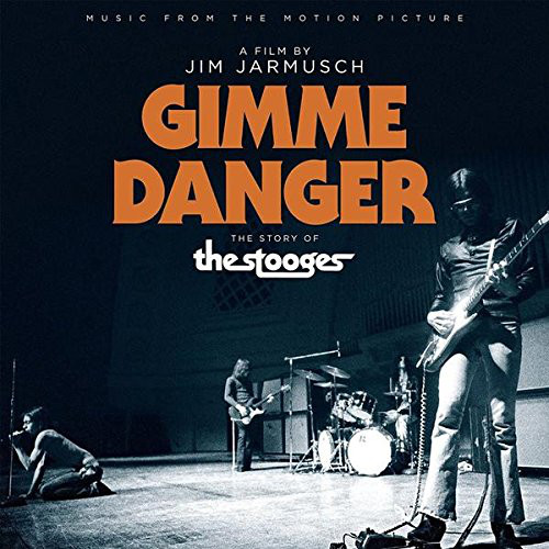 "OST ""Gimme danger : the story of The Stooges"" LP"