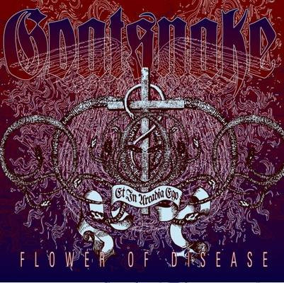 "GOATSNAKE ""Flower of disease"" LP"