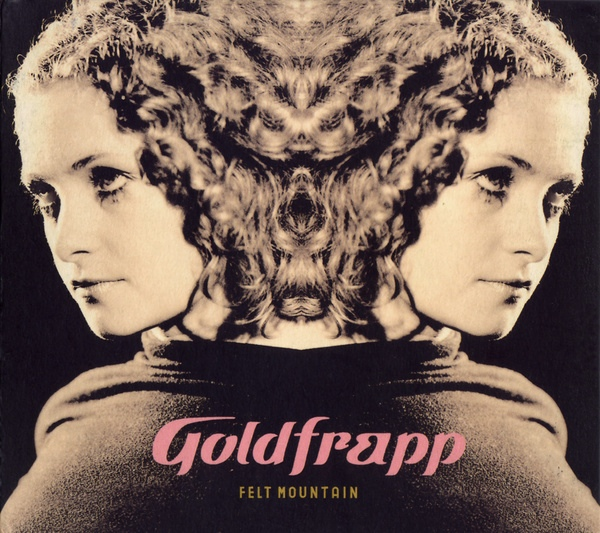 "GOLDFRAPP ""Felt mountain"" VINYL"