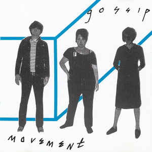 "GOSSIP ""Movement"" VINYL"
