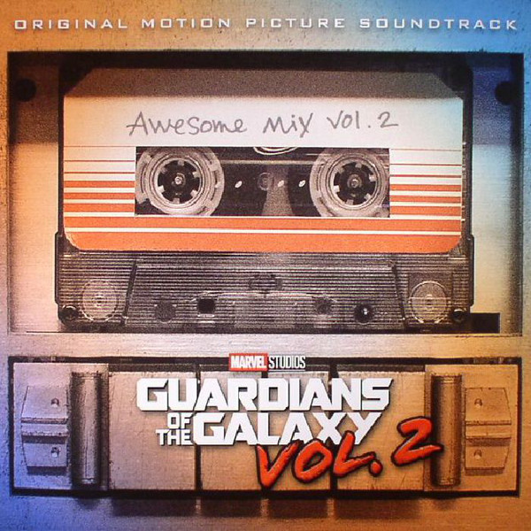 "OST ""Guardians of the galaxy 2"" VINYL"