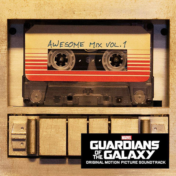 "OST ""Guardians of the galaxy"" LP"