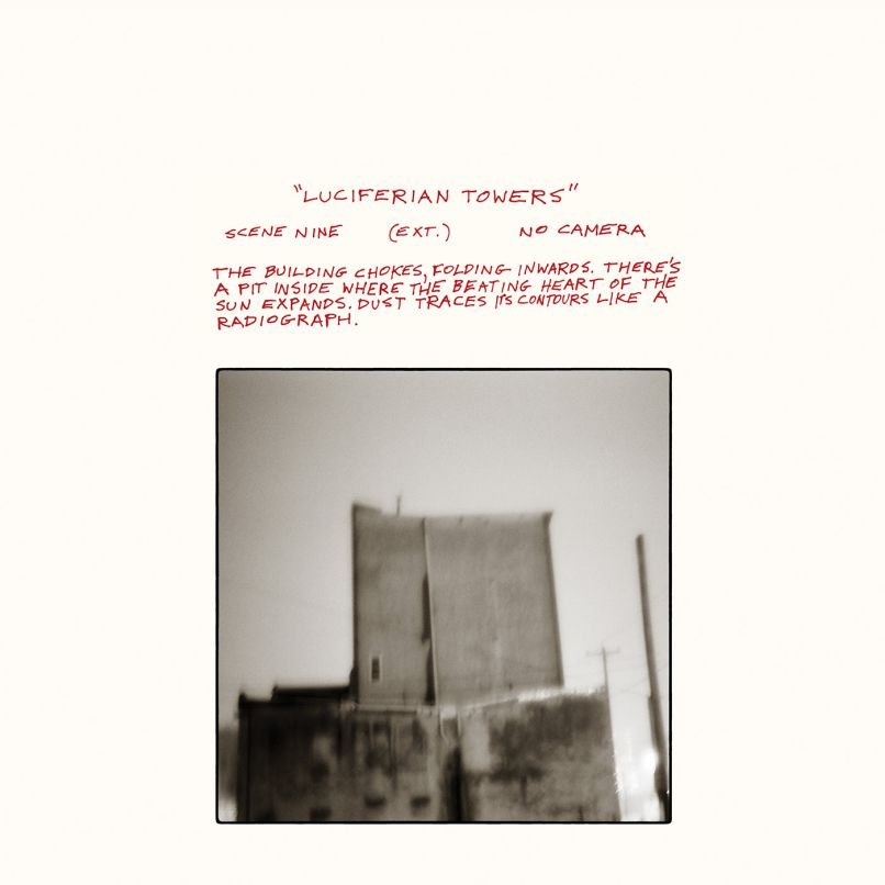 "GODSPEED YOU BLACK EMPEROR! ""Luciferian towers"" CD"
