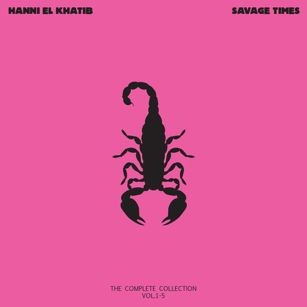 "HANNI EL KHATIB ""Savage times"" CD"