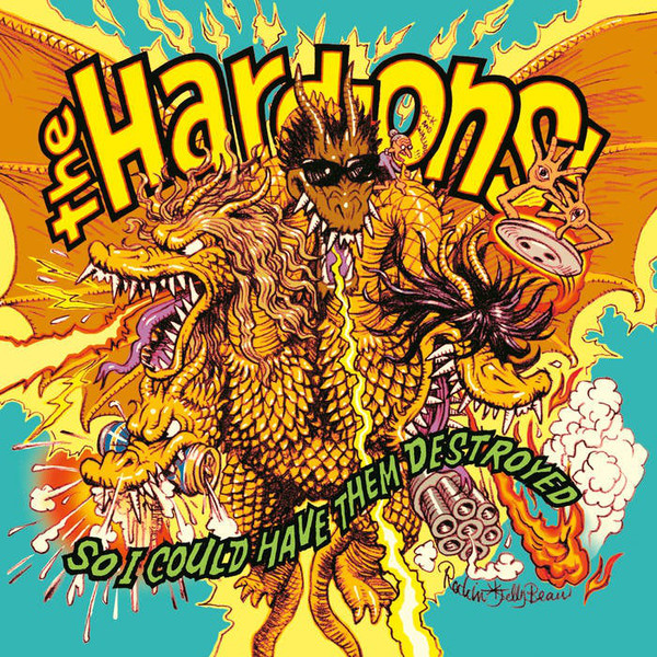 "HARD-ONS ""So I could have them destroyed"" CD"