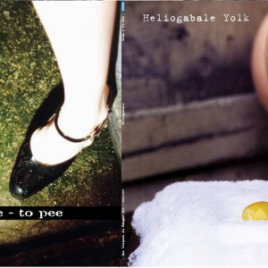 "HELIOGABALE ""To pee+yolk"" 2LP"