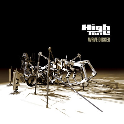 "HIGH TONE ""Wave digger"" LP"