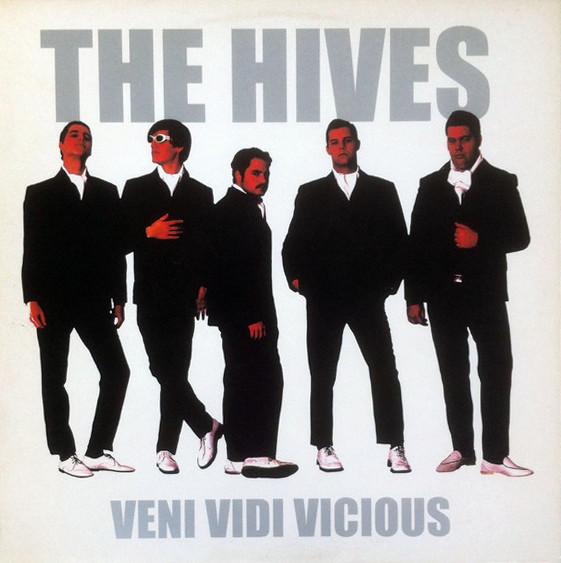 "THE HIVES ""veni vidi vicious"" CD"