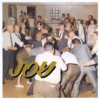 "IDLES ""Joy is an act of resistance"" LP"