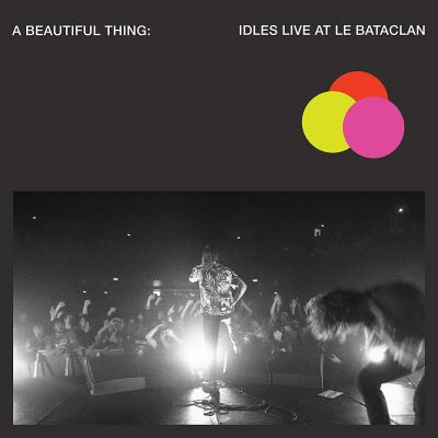 "IDLES ""Live at the Bataclan"" DOUBLE VINYL"